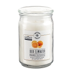 Odor Eliminator 18 oz Jar Candle - Orange Zest - Apricot Coconut Wax