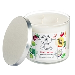 Fruits Collection - 18 oz 3 Wick Tumbler Jar - Apricot Coconut Wax