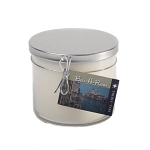 Hand Poured Scented 3 Wick Soy 18oz Candle - Metal Lid