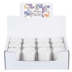 Designer Collection - 12 Tumblers in Display Box