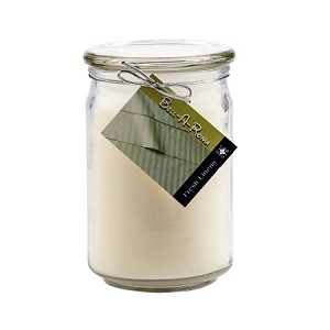 Scented Soy Candle in 18 oz Glass Jar