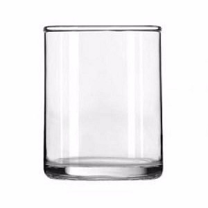 Straight Glass Votive Candle Holder